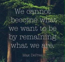 we-can-not-become-what-we-want-to-be-by-remaining-what-we-are